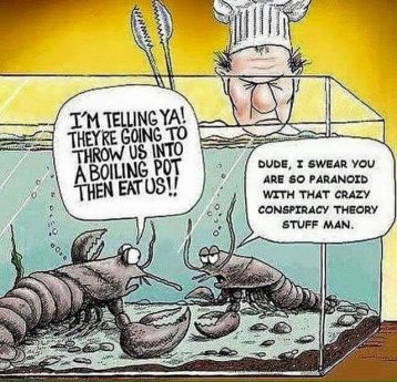 Lobster Conspiracy