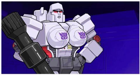 TRANSformers Parody