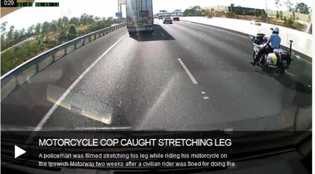 Traffic Cop vid