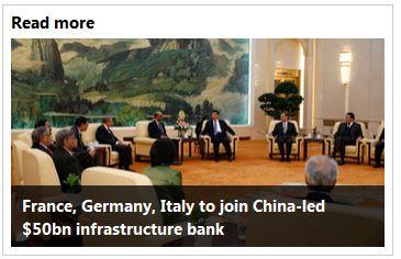 AIIB BRICS
