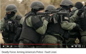 Deadly Force Arming America's Police - Fault Lines1
