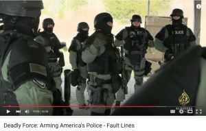 Deadly Force Arming America's Police - Fault Lines3