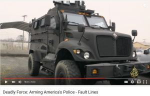 Deadly Force Arming America's Police - Fault Lines4