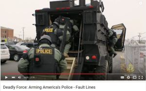 Deadly Force Arming America's Police - Fault Lines5