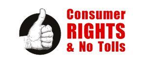 Consumer Rights No Tolls