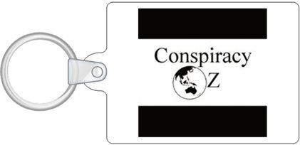 ConspiracyOz Keyring