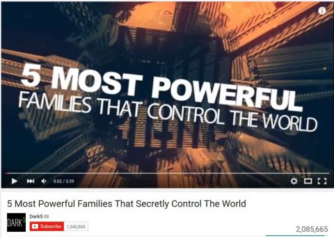 5 Most Powerful Families That Secretly Control The World