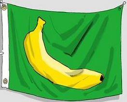 OzBanana Rep Flag