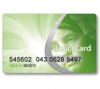 Basics Card