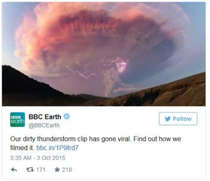 BBC faked