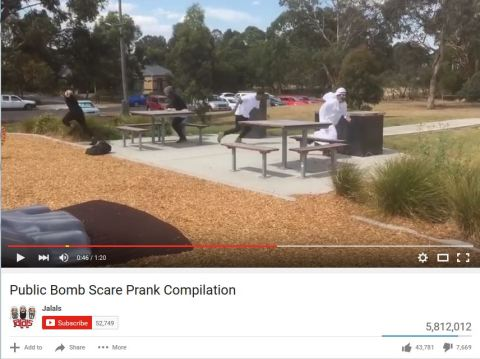 Sick Prankster YouTube