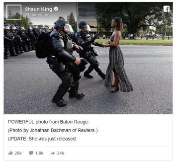 Baton Rouge Photo of woman2