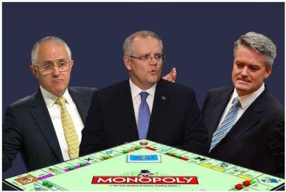 Monopolitics