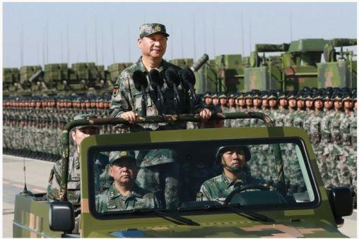 Chaiman Xi