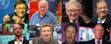 8 Richest than half worlds poor