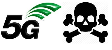 Image result for death ray 5g