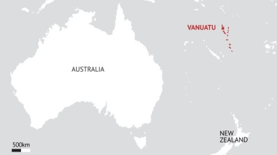 China Vanuatu