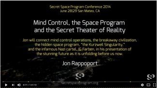 Jon Rappaport 2014 live