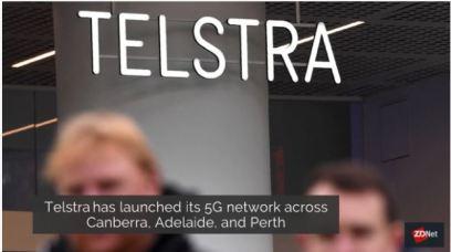 5G Telstra